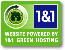 1&1 linux green hosting